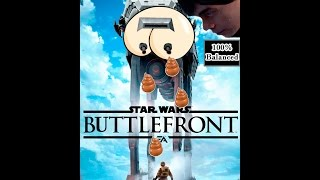 Review Jamona: Butt Le Front (Star Wars Battlefront)