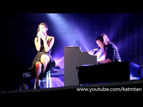 Christina Perri dedicates 'The Words' to Captain Swan