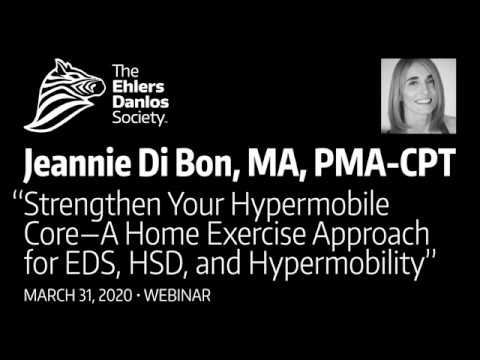 Strengthen Your Hypermobile Core A Home Exercise Approach for EDS, HSD, and Hypermobility