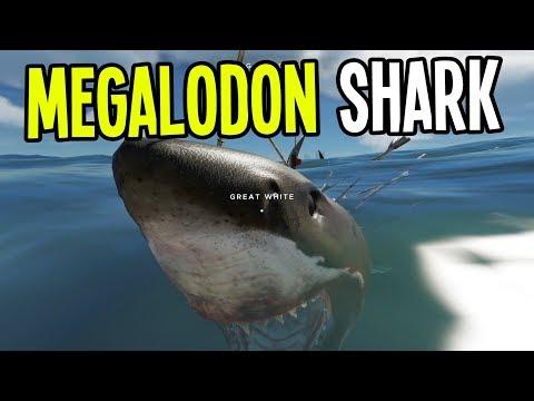 KILLING the MEGALODON SHARK BOSS - Stranded Deep Gameplay Playthrough - Episode 4