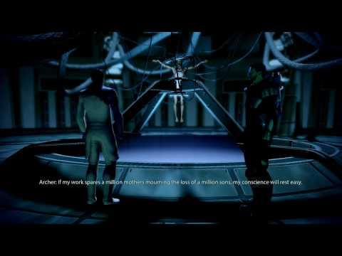 Mass Effect 2 Overlord DLC (Paragon  Ending)