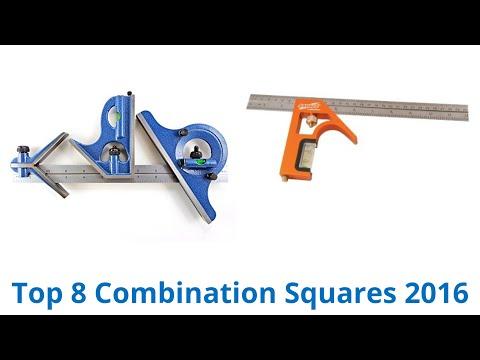8 Best Combination Squares 2016