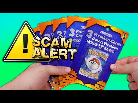 These Canadian Pokemon Packs Are A SCAM!