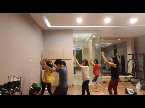 Selamat Ulang Tahun Jamrud Dance Video