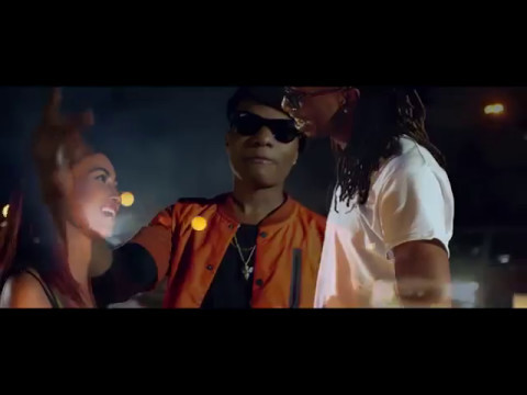 Wizkid Come closer remix ft  Drake_Nicki minaj offically video 360HD  YOUNGZY