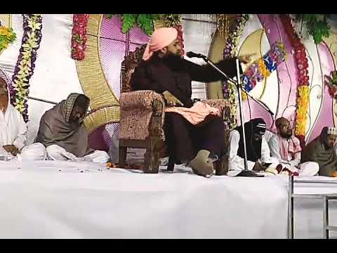 Mufti Abdus Salam Sahab Qadri Taqreer Kumhari HD Part. 2