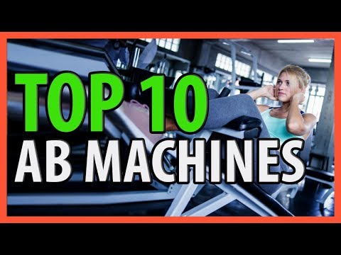 ⭐️✔️ 10 Best AB Machines 2019 👍🏻⭐️