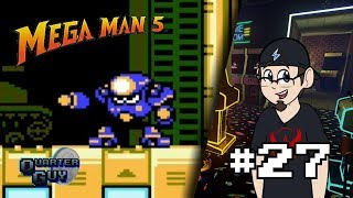 Let's Play Mega Man 5 - Road To Mega Man 11 - Part 27 - Welcome To The Jungle