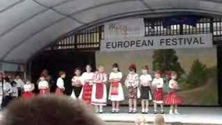 ヨーロッパ・フェスティバル (ルーマニア・フォークダンス) thumbnail