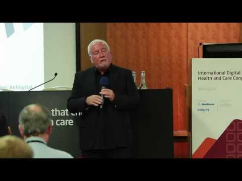 Ray Hammond: the future of digital health and care