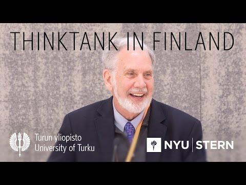 Unleashing Creative Talent: THINKTANK IN FINLAND