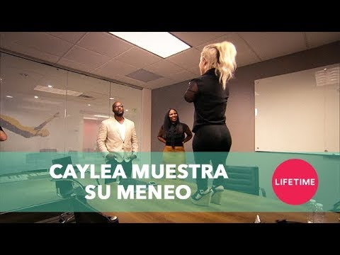 PEQUE�AS GRANDES MUJERES DALLAS: Caylea muestra su meneo - (Temp 2, Ep 17) | Lifetime Latinoam�rica