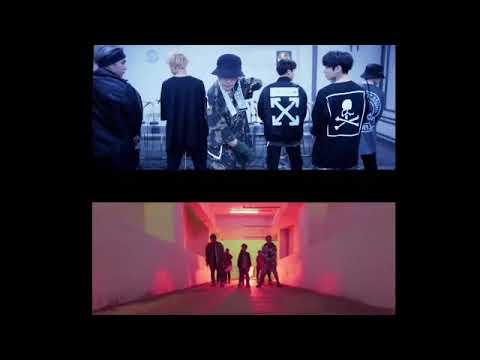 [MV] Gen Halilintar VS BTS Mic Drop 방탄소년단 (Steve Aoki Remix)