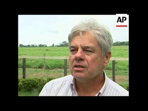Sustainable farming effort launched in bid to halt deforestation