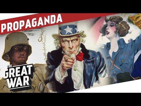 Propaganda During World War 1 - Opening Pandora