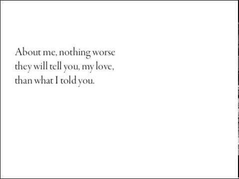 And Because Love Battles  Pablo Neruda
