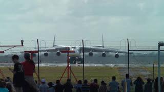 Antonov An-225 First Visit to Australia - Perth, WA