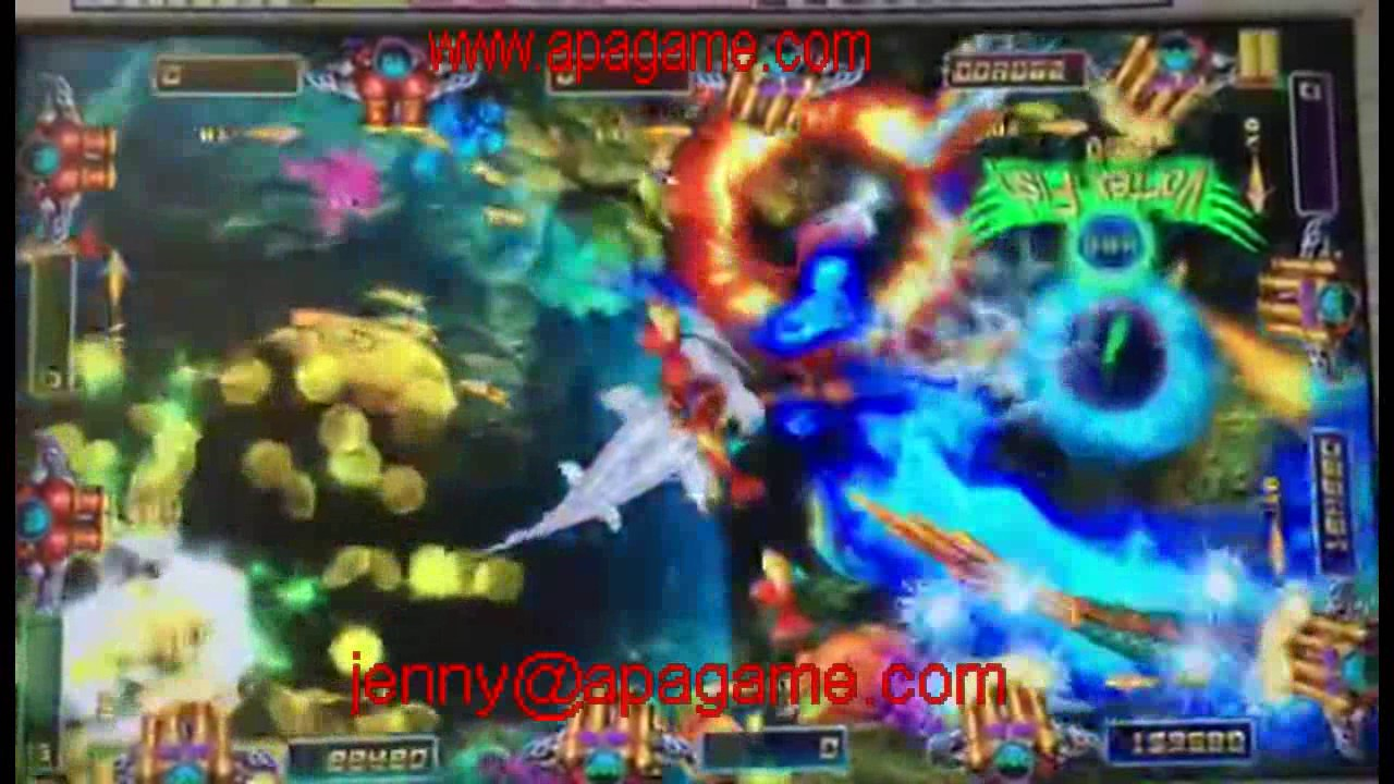 new fishing game tsing dragon have bird tiger mermaid gold lobster ...