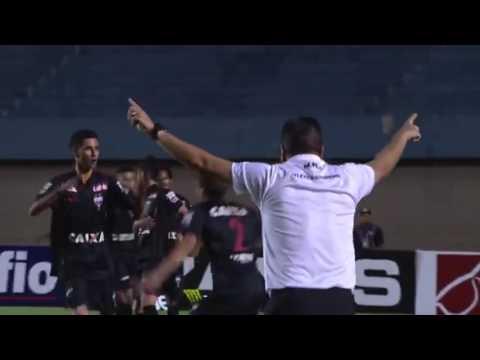 Atlético GO 1 x 0 Criciúma   Melhores Momentos   Campeonato Brasileiro Série B 27 06 2016