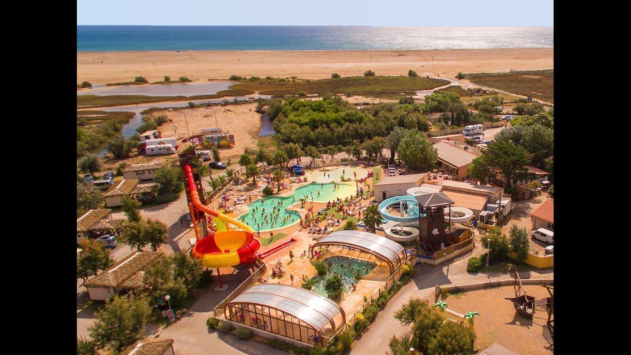 Camping capfun 4 c te vermeille 250m des grandes plages de la m diterran e youtube - Windfinder port la nouvelle ...