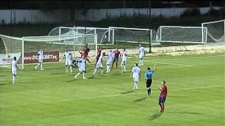 Futbal Poprad - Zvolen 3:1