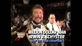 Wwf Wrestling March 1992