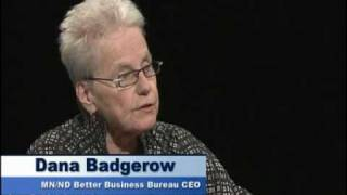 Dana Badgerow, President/CEO of BBB of MN/ND on Prairie Pulse