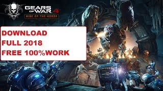 Gears of war 4 DOWNLOAD PC CODEX FULL + CRACK |PC CRACK