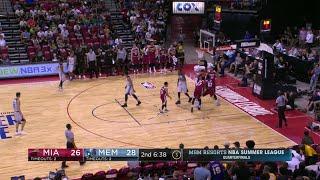 Quarter 2 One Box Video :Grizzlies Vs. Heat, 7/14/2017