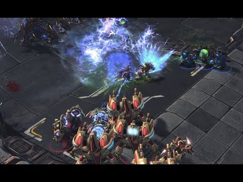 Rogue (Z) v ShoWTimE (P) Best of 3! - StarCraft2 - Legacy of the Void 2018