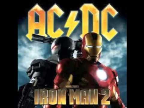 AC/DC - Iron Man 2 - 12 -  Evil Walks