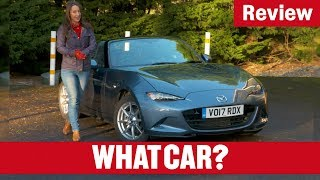 2018 Mazda MX-5 review – drop-top motoring for a bargain price? | What Car?