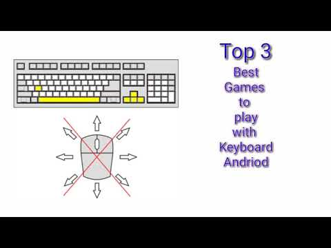 Top 3 Games For Playing On Android With PC Keyboard