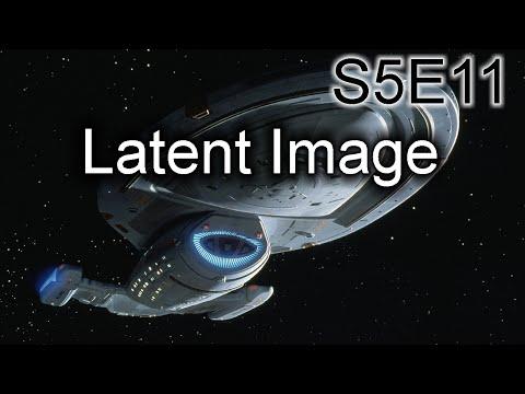 Star Trek Voyager Ruminations S5E11: Latent Image