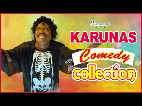 Karunas Comedy Scenes | Latest Tamil Movie Comedy Scenes | Darling | Lodukku Pandi
