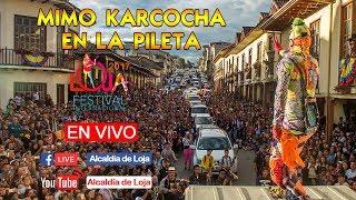 Mimo Karcocha, II Festival de Artes Vivas, La Pileta