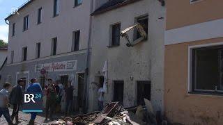 Hochwasser in Bayern: Kabinett berät über Hilfspaket