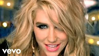 Смотреть клип Ke$Ha - Blah Blah Blah  Ft. 3Oh!3