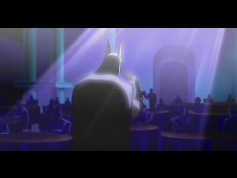 "Batman sings ""Am I Blue"", as Gaeilge"