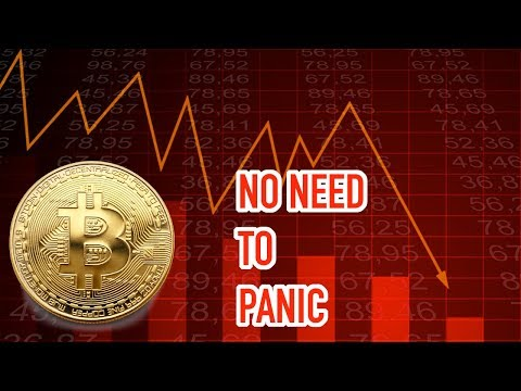 BITCOIN price drops $400 in 90 MINUTES. What now?