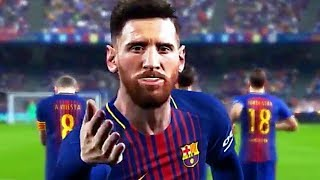PES 2018 Gameplay Trailer (E3 2017)
