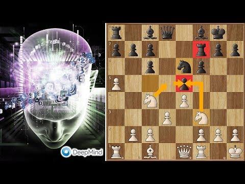 Deep Mind AI Alpha Zero Refuses a Draw from Stockfish