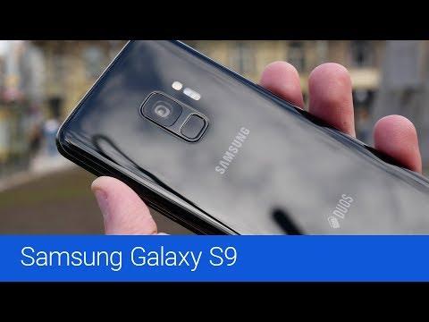 Samsung Galaxy S9 (recenze)