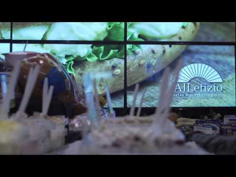 AJ Letizio Video Wall