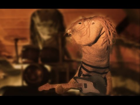 Nirvana - Smells Like Teen Spirit (Sock Puppet Parody)