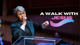 A Walk With Jesus | Rev. Elaine Flake | Allen Virtual Experience
