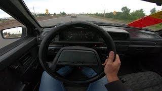 2001 Ваз-2109 1.5l (70) Pov Test Drive