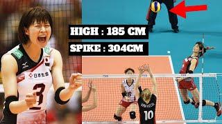 Saori Kimura | Powerful Volleyball SPIKES | Japan Volleyball