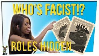 Secret Hitler   Will The Nazis Be Stopped!? Ft. Smosh Games (ROLES HIDDEN)