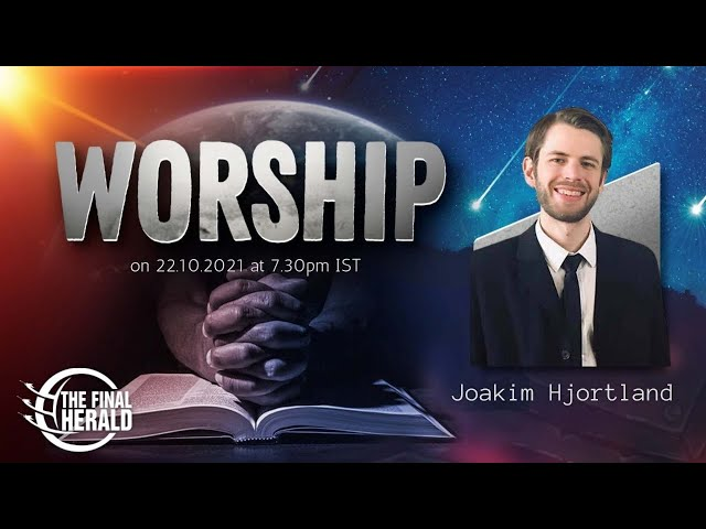 Worship With Joakim Hjortland   The Spine Of The Early Church